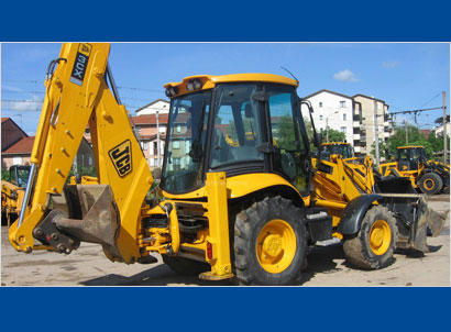 Plant and machine hire in Birmingham
