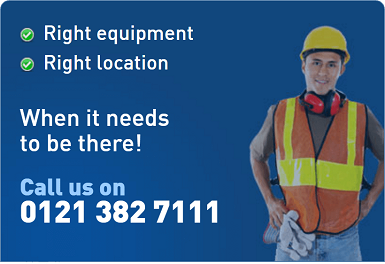 call-us Operated Plant Hire